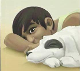 O neno can de Fina Casalderrey e Francisco Castro