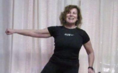 Exercicios de brazos e pernas