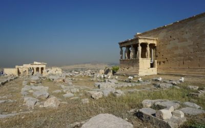 Viaxe aos países do Leste II : Grecia por Sara Valenzuela