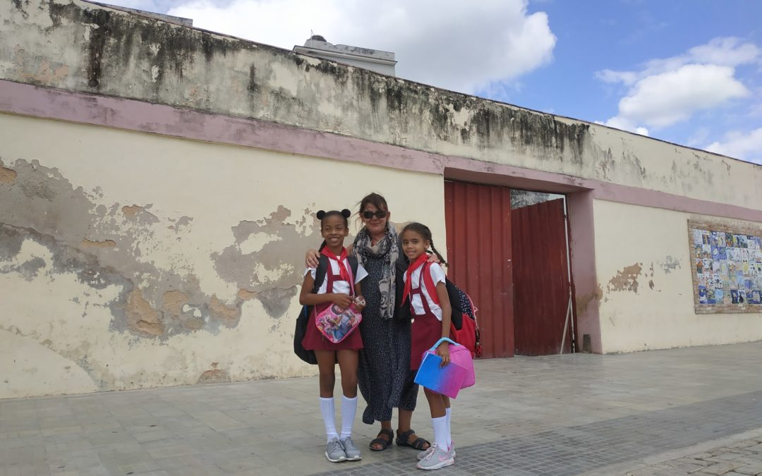 Viaxe a Cuba 2ª parte por Sara Valenzuela