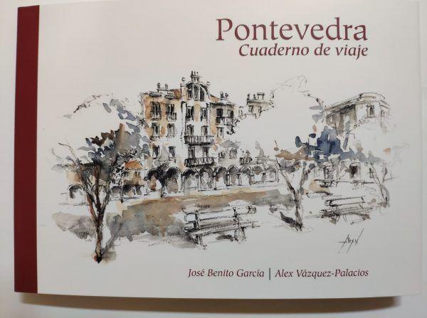 «Pontevedra, cuaderno de viaje» por Miguel Cuña