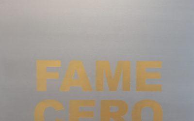 """""""Fame Cero"""" por Antón Sobral – devellabella"""