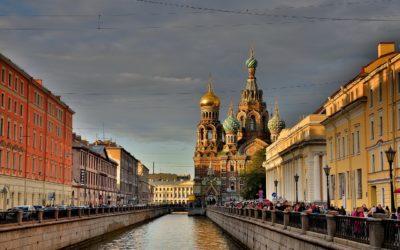 Viaxe a Rusia por Manuel Gulias