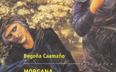 """""""Morgana en Esmelle"""" de Begoña Caamaño por Fernando Fernández"""