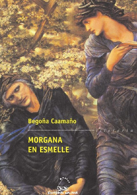 «Morgana en Esmelle» de Begoña Caamaño por Fernando Fernández