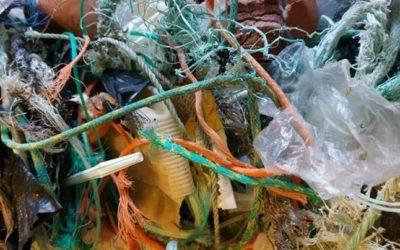 Eliminemos os plásticos das nosas praias