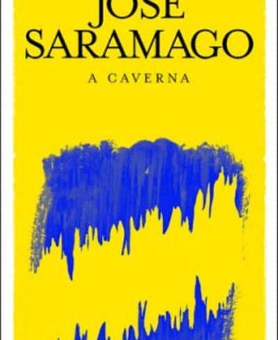 """""""A caverna"""" de José Saramago por Charo Valcárcel"""