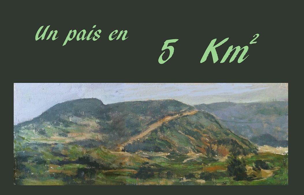 Un país en 5 Km² por Isidro Cortizo del Río