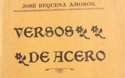 """""""VERSOS DE ACERO"""" por Juan José Guirado"""
