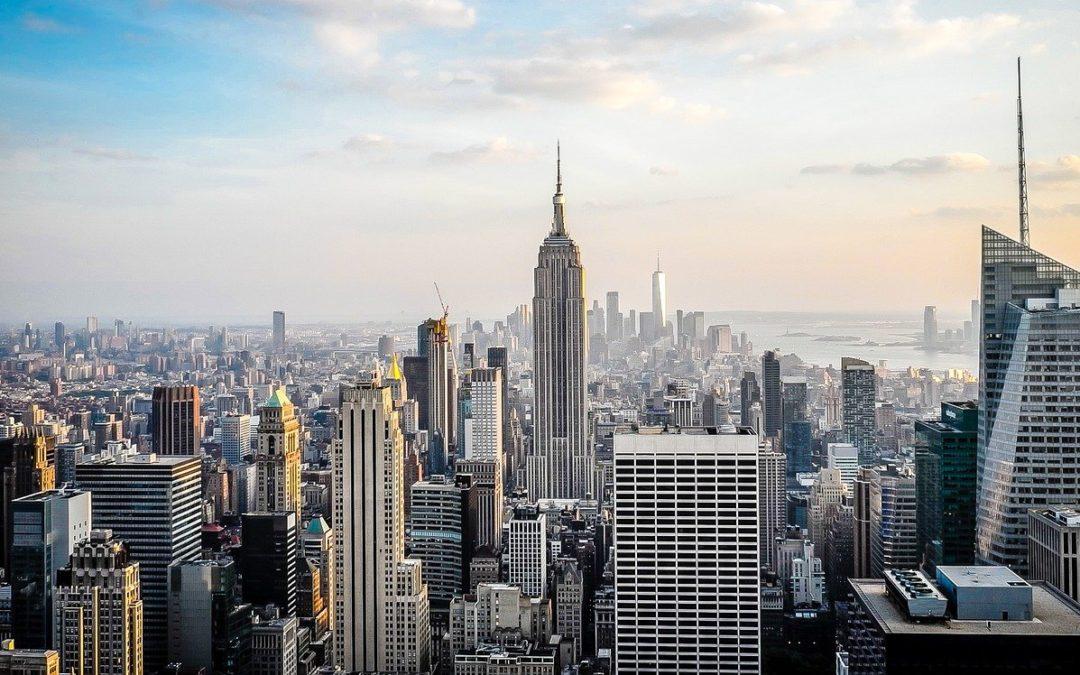Viaxe a New York por Manuel Gulías Márquez