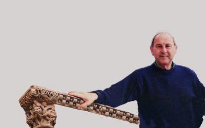 Xoán Bernárdez por Charo Valcárcel e José Cerdeira