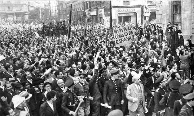 O movemento de outubro de 1934 por Xosé Álvarez