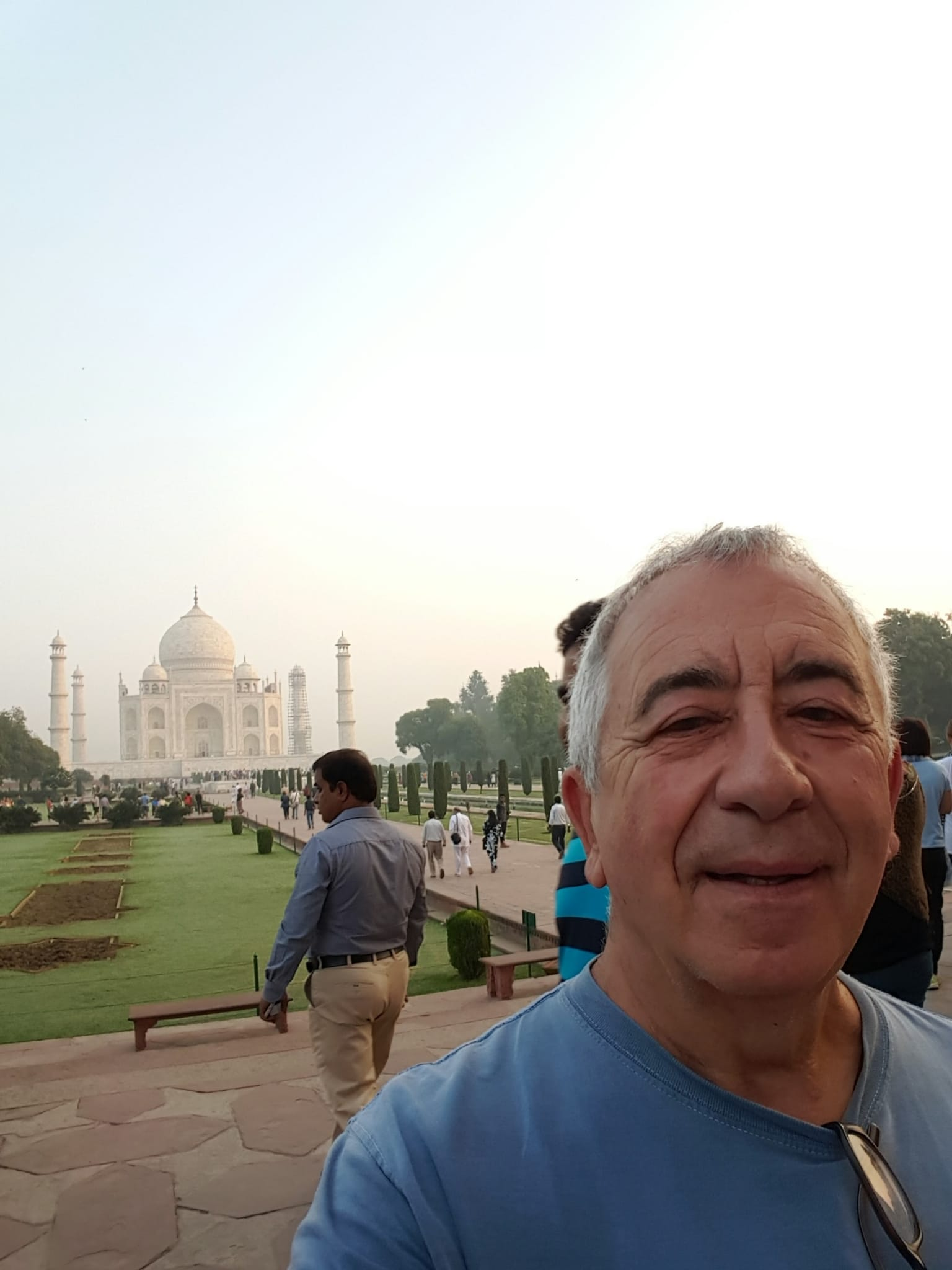 Xesús na India