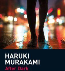 AFTER DARK de Haruki Murakami por Charo Valcárcel