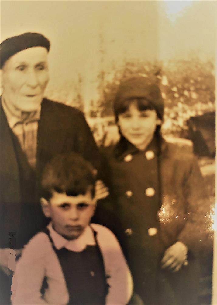 Chus abuelo