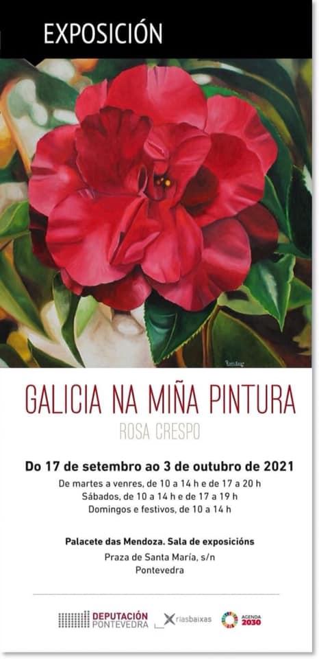 Galicia na miña pintura