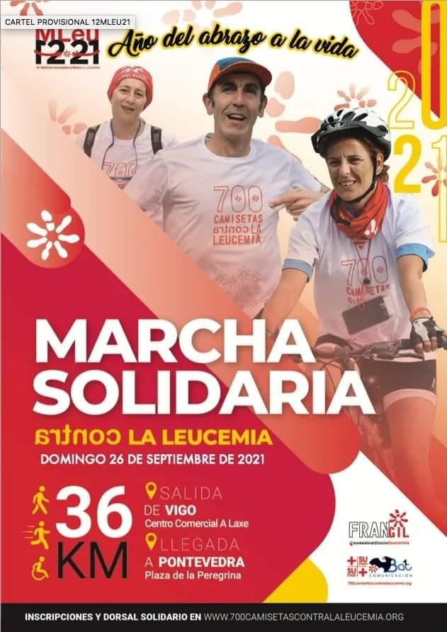 Marcha contra a leucemia